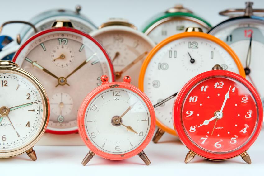 gmat time management