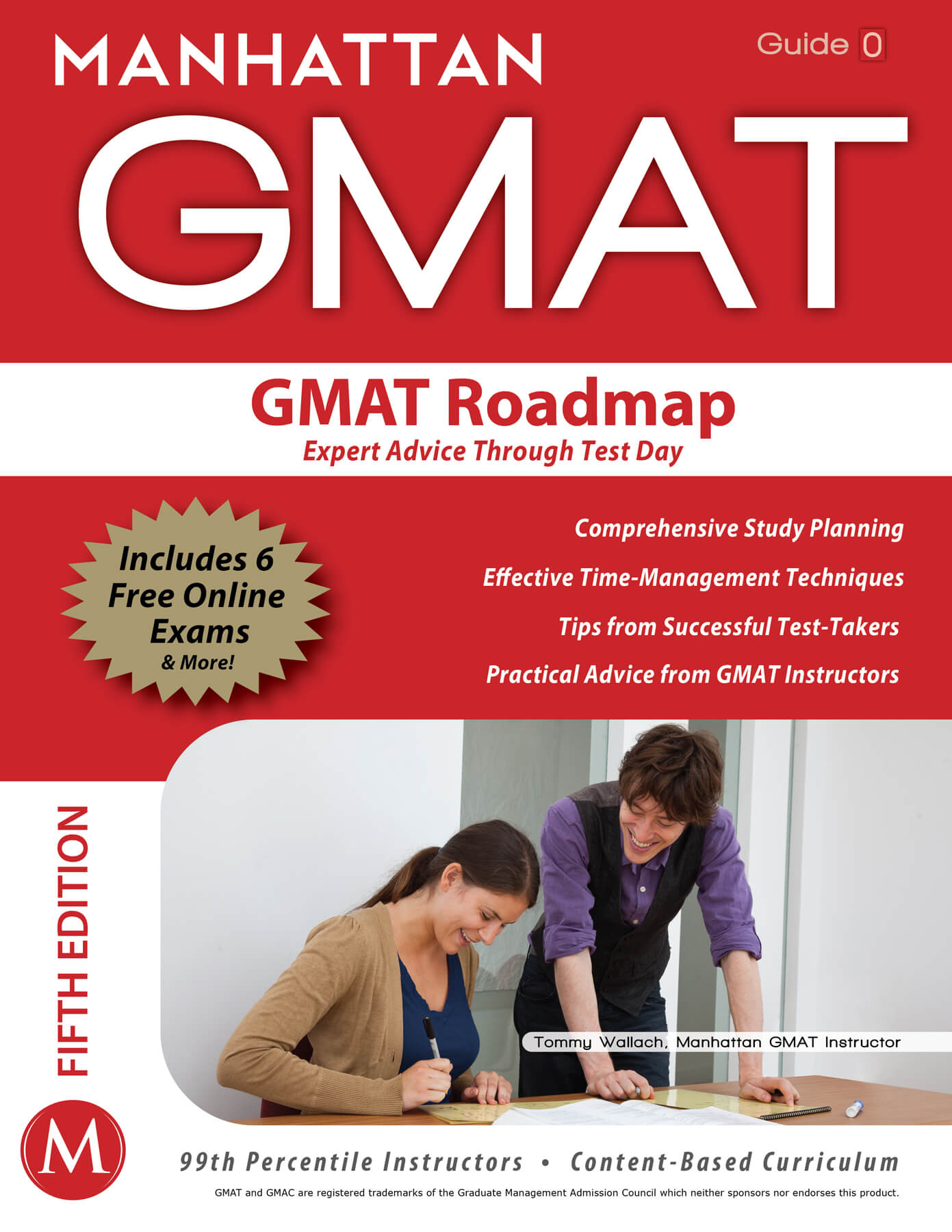 gmat roadmap cover