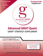 Advanced GMAT Quant Cover