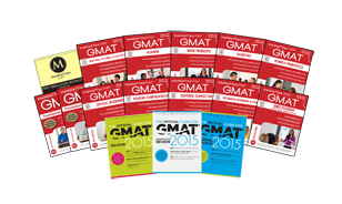 Manhattan GMAT Complete Prep Set, 6th Edition with OG 13th Edition and OG Supplement 2nd Editions