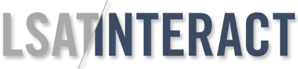 LSAT Interact logo